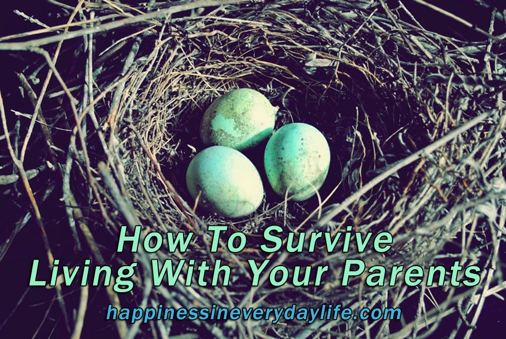 how to stop living your parents life